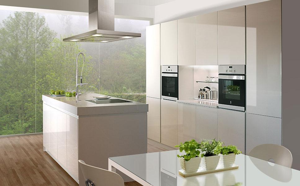 Modelo alawo gola emoci n cocinas - Cocinas completas con electrodomesticos ...