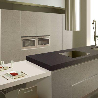 Cocina modelo Barle color crema