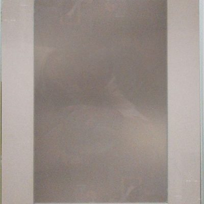 Puerta de cristal Bulu - Aluminio