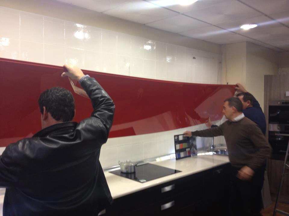 Cambiar azulejos ba o sin obra - Tapar azulejos sin obra ...