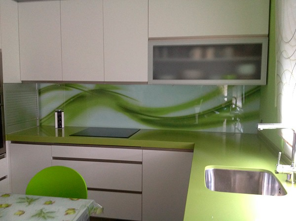 Paneles acrilicos para cocinas materiales de construcci n para la reparaci n - Paneles para cocinas ...
