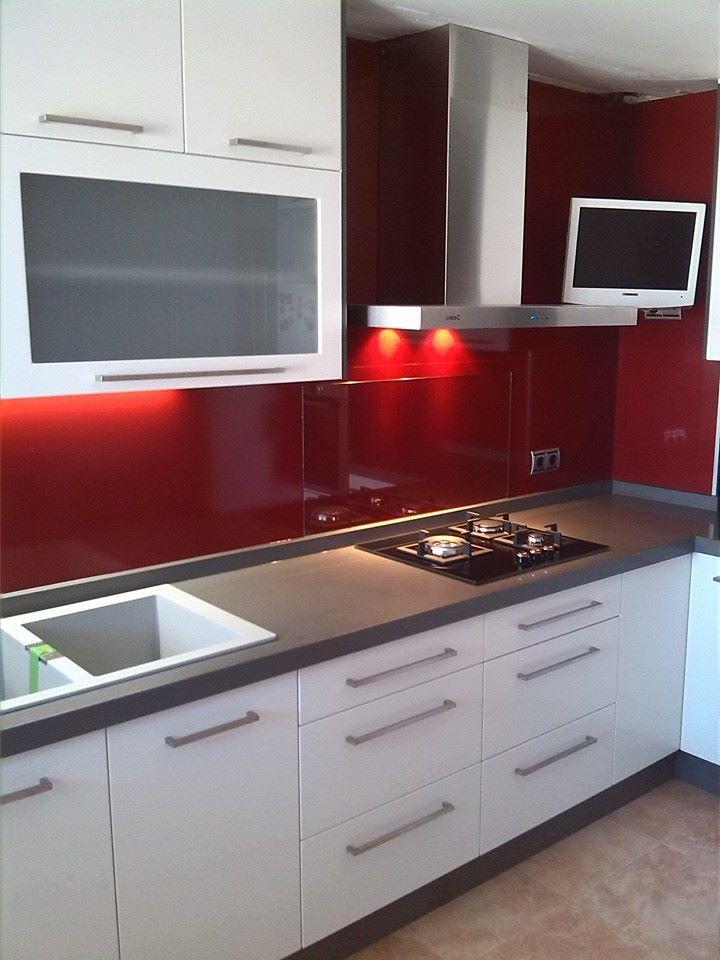 Nuevo look para tu cocina sin obras - Revestimientos cocinas modernas ...