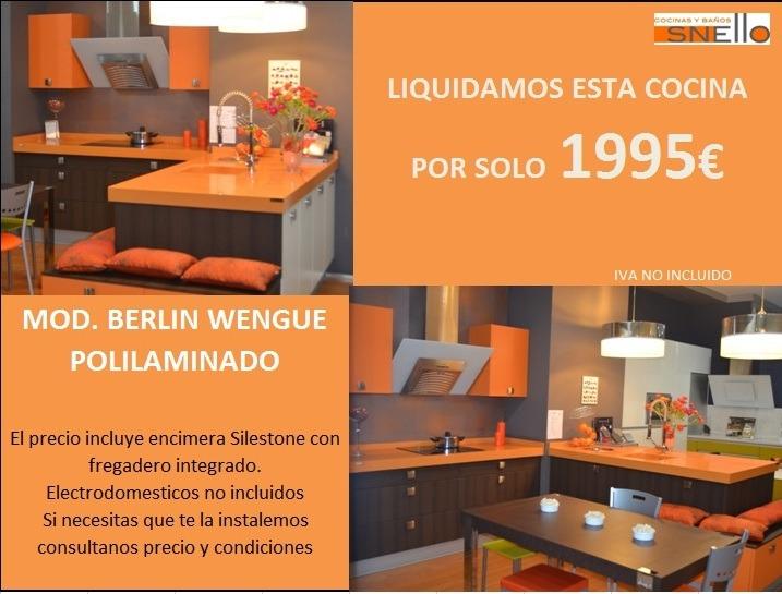 Muebles De Cocina Outlet Madrid. COCINA LOS PEPOTES - DISEÑO COCINAS ...